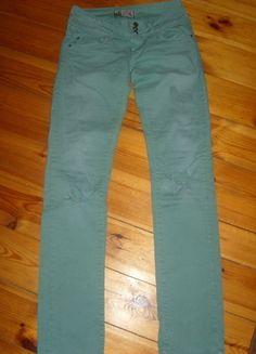 Kup mój przedmiot na #vintedpl http://www.vinted.pl/damska-odziez/spodnie-inne/2933947-spodnie