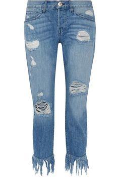 Blue denim Button and concealed zip fastening at front  100% cotton Machine wash Designer wash: Mazzy