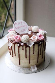 Anniversary Cake …