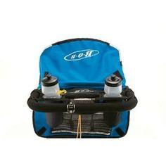 BOB Handlebar Console For Single Strollers - Black