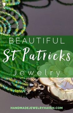 Beautiful Victorian Choker Necklace perfect for St Patricks day! #stpatricksday #bohojewelry #victorian
