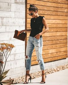 Best Spring Outfits Casual Part 25 Heels Outfits, Preppy Outfits, Mode Outfits, Spring Outfits, Fashion Outfits, Florida Outfits, Black Women Fashion, Look Fashion, Fashion Models