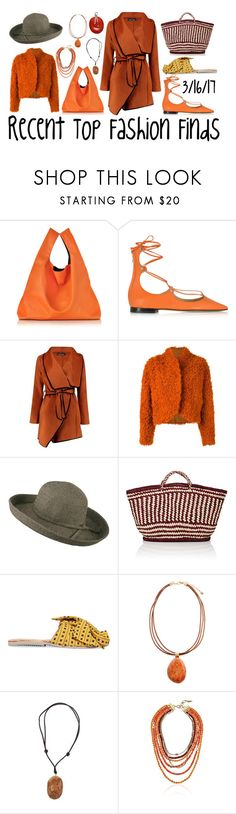 """Recent Top Fashion Finds"" by maggie-johnston ❤ liked on Polyvore featuring MM6 Maison Margiela, Pinko, Boohoo, Kenzo, Soeur, Brother Vellies, Barse, NOVICA and Diane Von Furstenberg"