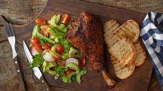 Navštivte Kuchyni Lidlu, připravte si recept Marcela Ihnačáka na dokonalá krůtí stehna s medovo-citrónovou příchutí a chutný oběd je na světě!