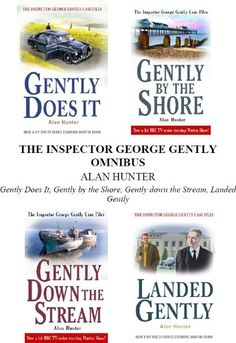George Gently Omnibus (Books 1-4) by [Hunter, Alan]
