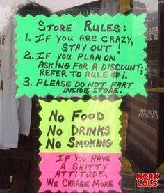 I think we should adpot these rules where I work. lol