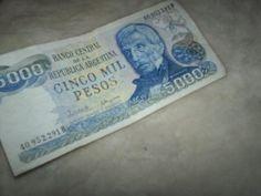 billetes argentinos para imprimir tamaño real - Buscar con Google