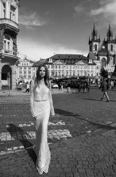 Idealne suknie ślubne na jesień/zimę 2015 od Berta Bridal - Zeberka.pl