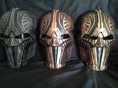 Sith Acolyte Darth Revan Custom Mask Helmet Star Wars KOTOR SWTOR Prop Armor Cosplayc