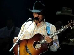 George Strait - Leave You With A Smile - YouTube