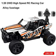 Specifics: 2.4GHz High speed Racing Series, Perfect gift for both adults and kid. Ready to run and no assembly needed. Excellent off-road performance. Superior shock absorption system. Durable off-road tires. Uses: Collection, contests, decoration Age: 6+ Material: Alloy case+ABS+electronic... more details available at https://perfect-gifts.bestselleroutlets.com/gifts-for-babies/toys-games-gifts-for-babies/product-review-for-inverlee-120-2wd-high-speed-rc-racing-car-remote-co