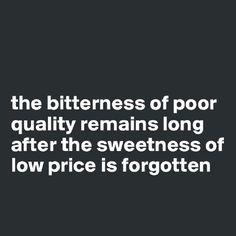 Great quote. KonMari