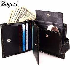 Hot Sale New style hasp fashion brand quality purse wallet for men design men's wallets with coin pocket #shoes, #jewelry, #women, #men, #hats, #watches, #belts