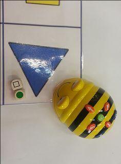 ROBÓTICA EDUCATIVA INFANTIL Lego Wedo, Lego Mindstorms, Lego Robot, Robots, Stem Classes, Computational Thinking, Bee Bop, Coding For Kids, Early Childhood Education