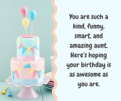 120 Ways to Say Happy Birthday Aunt - Find your perfect birthday wish happy birthday auntie - Birthdays Birthday Wishes To Aunty, Happy Birthday Aunt Images, Happy Birthday Wishes Status, Birthday Quotes For Aunt, Happy Birthday Auntie, Best Happy Birthday Quotes, Birthday Images Funny, Birthday Messages, Birthday Cards
