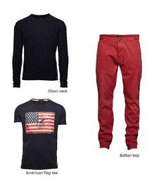 vêtements Jack Jones pour hommes / Jack Jones clothing for men