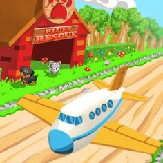 Fluff Friends Rescue #app. FLying to France.