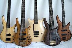 DR Jonas Hellborg Signature Series Bass String Set 040-100 Light
