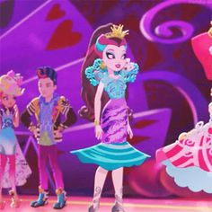 Monster High and other things