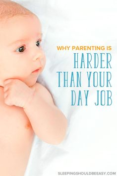 Does work seem easy compared to raising your child? Discover why being a parent is often harder than your day job across many careers.
