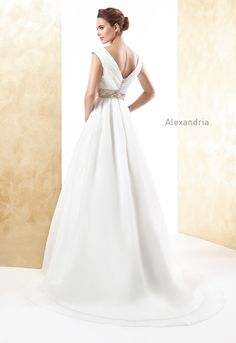ALEXANDRIA  wedding dress Cabotine