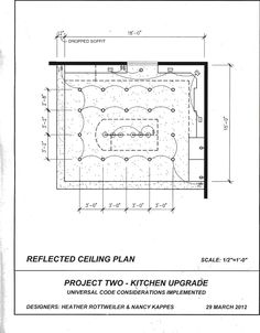 Final Reflected Ceiling Plan