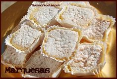 Receta thermomix Navidad Marquesas Food N, Good Food, Food And Drink, My Recipes, Cake Recipes, Thermomix Desserts, Spanish Dishes, Pan Dulce, Bread Machine Recipes
