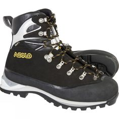 Asolo Mens Sherpa GTX Boot  Winter  Mountaineering 5b25440e89e