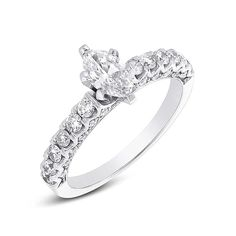 Truly. Madly. Deeply. Shop our collection of unique engagement rings http://ebay.to/2cgnoZm #WeddingWednesday