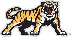 (2005 - Current) Tiger-Cats standing tiger logo