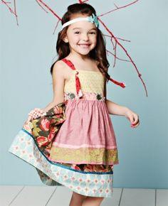 knot dress | matilda jane perfect day knot dress