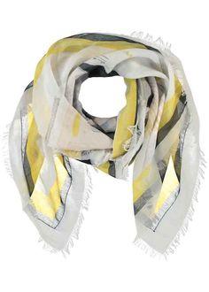 Garcia Tørklæde E70131 Ladies Scarf - off white