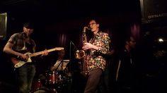 Captain Hook at jazzcafé Alto, Amsterdam, 2015 Santeri Sulkunen - guitar Iman Spaargaren - tenor saxophone www.captainhook.nl