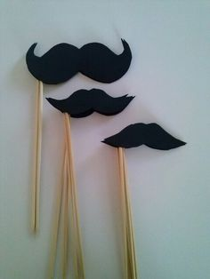 DIY moustache for a mexican night :-) :-)