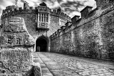And the real castle, which may or may not be Walmer in Kent...