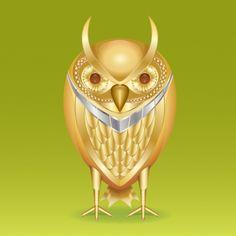 40+ Creative Owl Logo, Icon and Illustration Designs | Inspiration