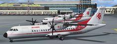 Air Algerie ATR72-500