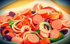 5 Receitas com Salsicha