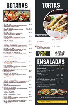 Boruca Monclova Carta Restaurant, Fast Food Restaurant, Chicharrones, Sushi, Meat Lovers, Barbacoa, Menu Design, Nachos, Good Food