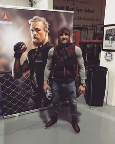 mcgregor outfits