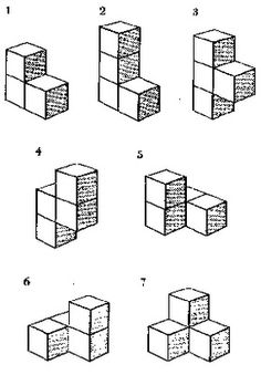 36 best nikitin images on Pinterest | Cubes, Math and Activities