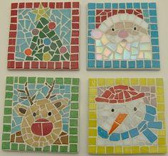 Paper Mosaic Craft Project Paper Mosaic Byzantine And