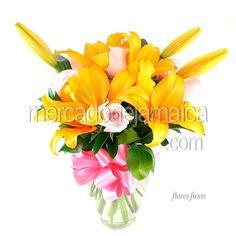 Hermosa en Rosa - | Envia Flores| Envia Flores