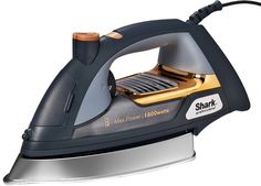 [Blog] Shark GI505 Steam Iron Review - Superior Steam Output at 1800 watts - http://www.ironsexpert.com/shark-gi505-review-ultimate-professional-iron/