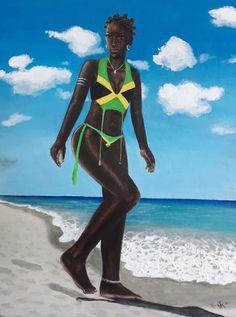Jamaica, Batman, Superhero, Fictional Characters, Art, Art Background, Negril Jamaica, Kunst, Performing Arts