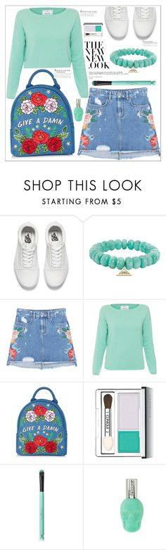 """""""Spring inspiration"""" by ucetmal-1 ❤ liked on Polyvore featuring Vans, Sydney Evan, MANGO, Allude and Clinique"""