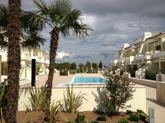 Esterno del Residence con piscina
