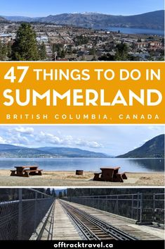 Cool Places To Visit, Places To Travel, Travel Local, British Columbia, Columbia Travel, Beach Trip, Beach Travel, Canada Travel, Belle Photo