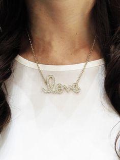 Sydney Evan Jewelry - Love Diamond Necklace