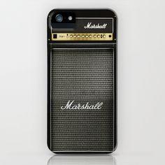 guitar electric amp amplifier iPhone 6 case - $35.00
